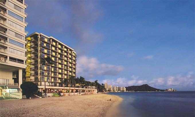 Outrigger Reef Waikiki Beach Resort(アウトリガー・リーフ・ワイキキ・ビーチ・リゾート)