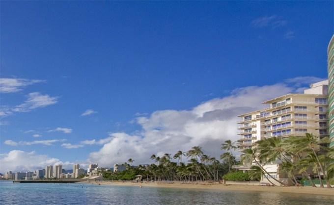 The New Otani Kaimana Beach Hotel(ザ・ニューオータニ・カイマナ・ビーチ・ホテル)
