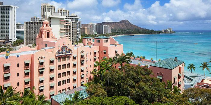 The Royal Hawaiian a Luxury Collection Resort Waikiki(ザ・ロイヤル・ハワイアン・ラグジュアリー・コレクション・リゾート・ワイキキ)