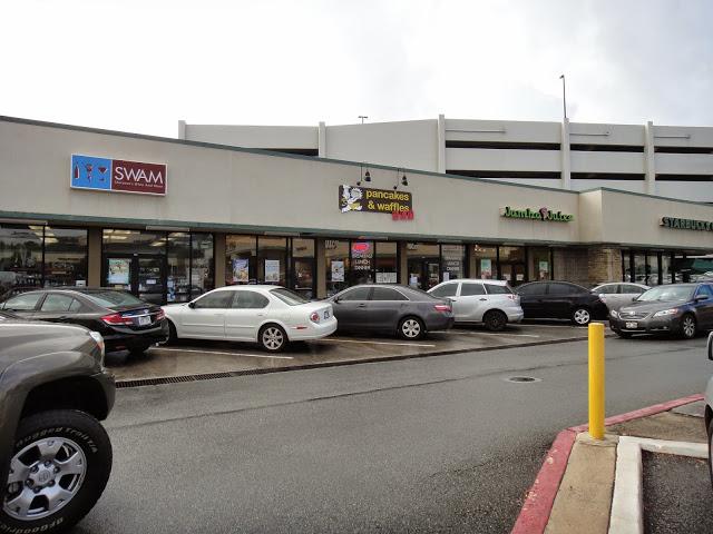 Pancakes & Waffles B.L.D.(パンケーキ&ワッフルズ B.L.D.)の場所は?