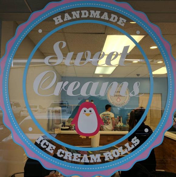 Sweet Creams(スイート・クリームス)の場所は?