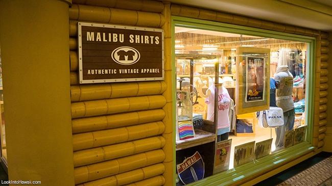 MALIBU SHIRTS Haleiwa Store Lots(マリブシャツ・ハレイワ・ストア・ロッツ)詳細