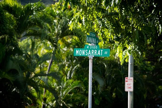 Monsarrat Ave.(モンサラット・アベニュー)とは