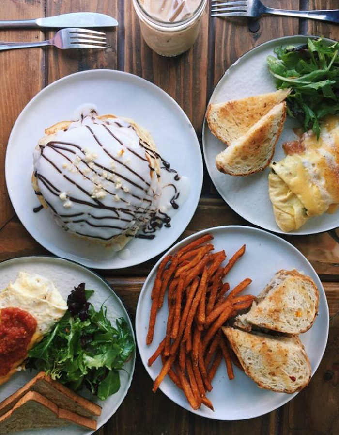 カカアコの朝食&ブランチのお店「Egghead Cafe(エッグヘッド・カフェ)」をチェック!