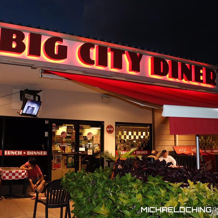 Big City Diner - Waipio Shopping Center(ビッグシティ・ダイナー ワイピオ・ショッピングセンター店)