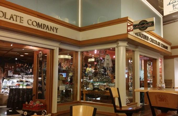 Honolulu Chocolate Company Ward Centre(ホノルル・チョコレート・カンパニー ワード・センター店)