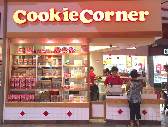 The Cookie Corner PEARLRIDGE CENTER UPTOWN(ザ・クッキー・コーナー パールリッジ・アップタウン店)