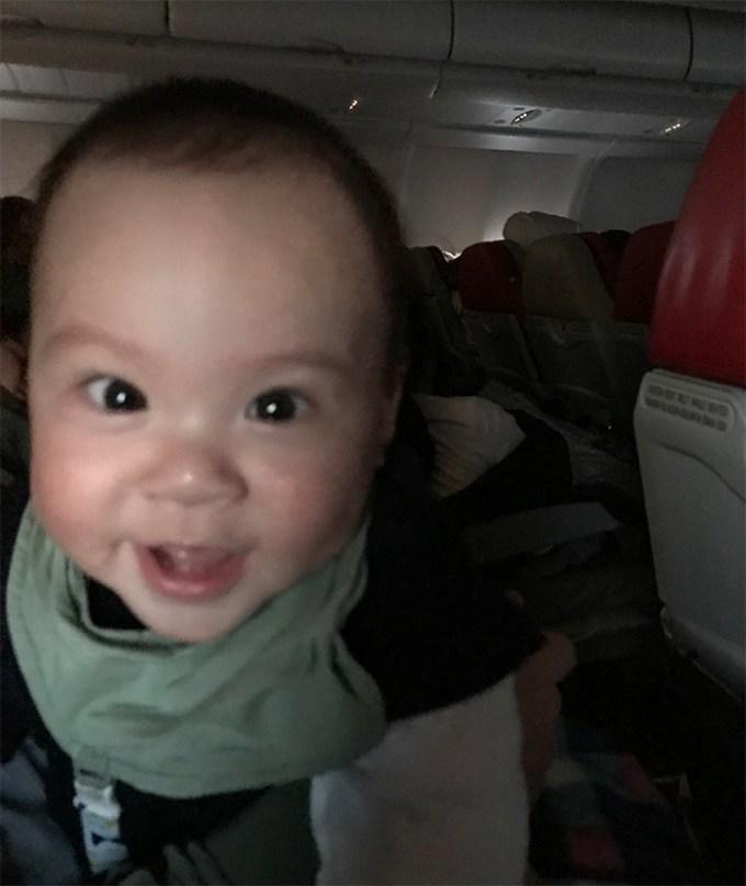 エアアジアX 関空-ホノルル線に搭乗してみた