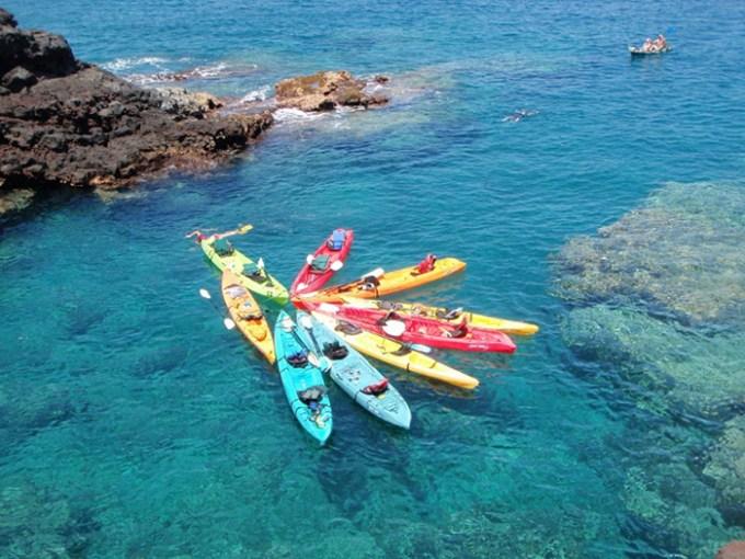 Ocean Safaris Kayak Adventures(オーシャン・サファリズ・カヤック・アドベンチャー)