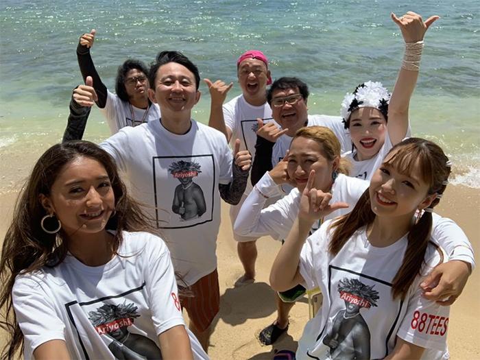 今年で7年目!9月7日(土)に「有吉の夏休み2019 密着77時間inハワイ」が放送されるそうです。