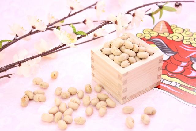 節分の豆はいくつ食べる?年の数は数え年か満年齢か?福茶という手も!