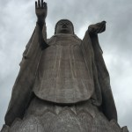 遠い観光地より、身近な茨城県の牛久大仏に大感動!