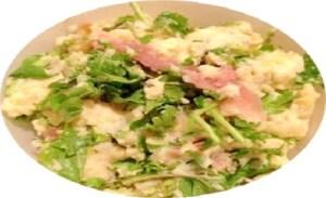 ツナ ポテトサラダ