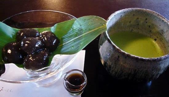 京都 宝泉 わらび餅
