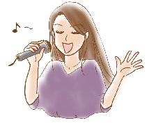 カラオケで大声で歌うことはストレス解消になります