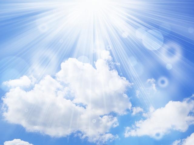 紫外線が強い時間帯