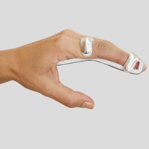 Μεταλλικός νάρθηκας δακτύλου Baseball Splint