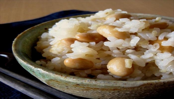 節分 大豆 食べ方 レシピ 大豆ごはん