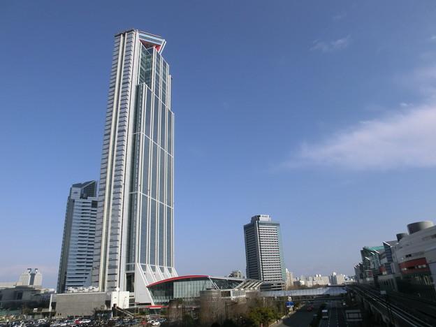 大阪府咲洲庁舎