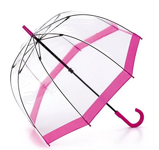 ビニール傘 かわいい ピンク