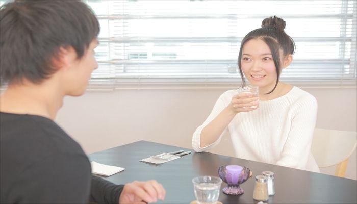 デートの会話 タブー カフェ