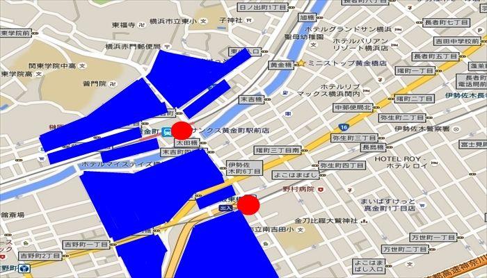 黄金町・阪東橋 マンション選定 おすすめ場所