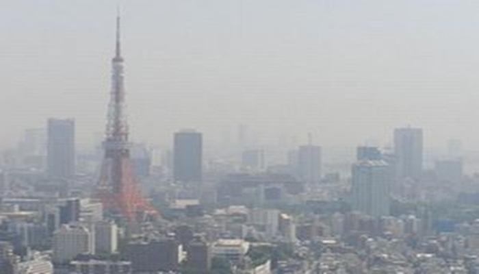 光化学スモッグとは 東京 空