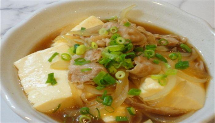 豆腐 賞味期限レシピ 肉豆腐