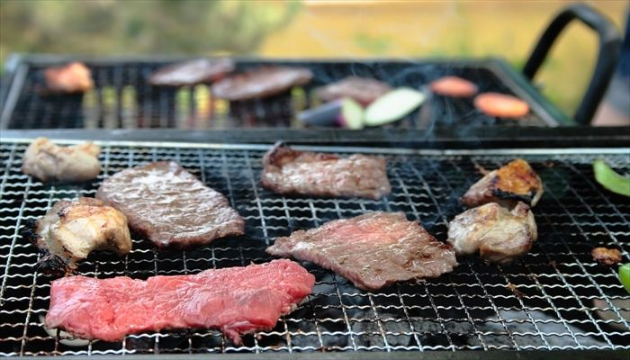 夏にすること バーベキュー BBQ