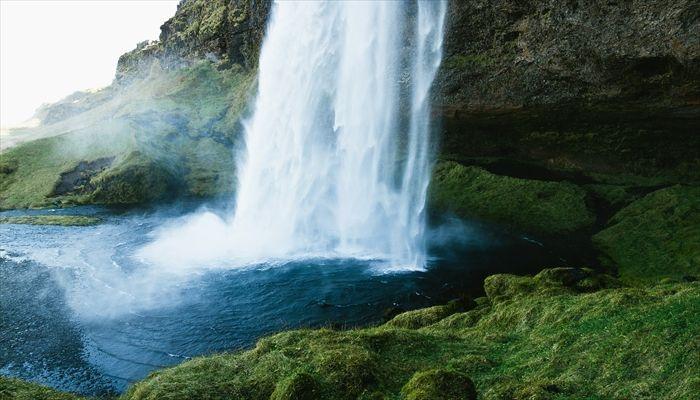 夏にしたいこと 滝を見に行く