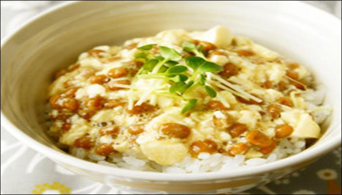 丼もの レシピ 簡単 納豆とうふ丼