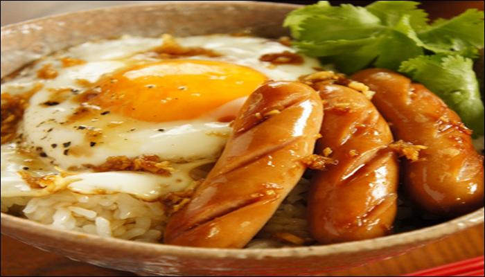丼もの レシピ 簡単 ウィンナ丼