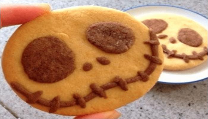 ハロウィン お菓子レシピ ジャックオーランタン クッキー