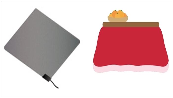 電気カーペット こたつ 電気代比較