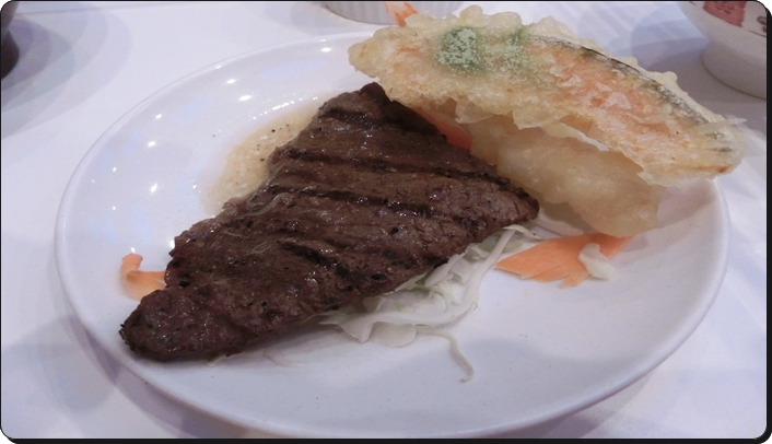 熱海 ニューフジヤホテル バイキング ステーキ