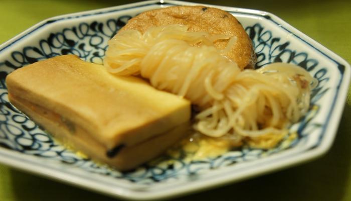 おでん 具の種類 おでん種 高野豆腐