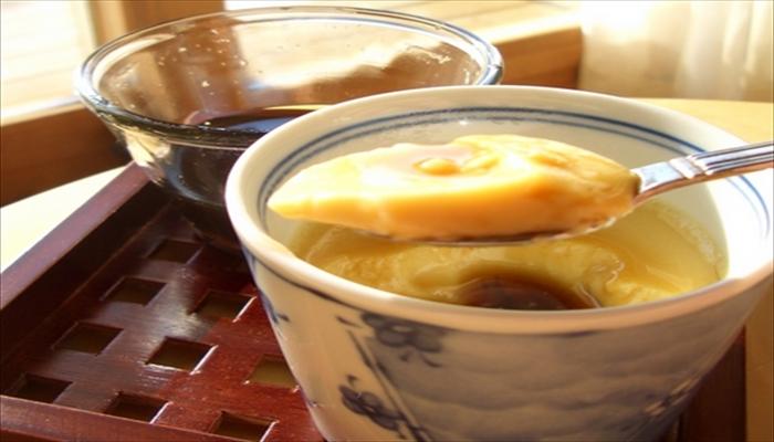 豆乳レシピ 豆乳プリン