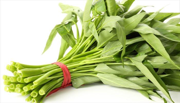 葉野菜 保存 空芯菜