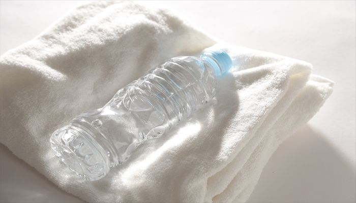 ペットボトルと水筒の洗い方