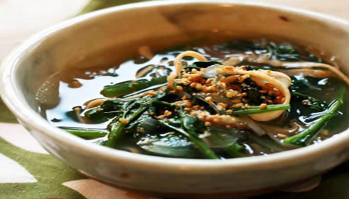 冷やし中華のおかず 中華スープ 食べるスープ