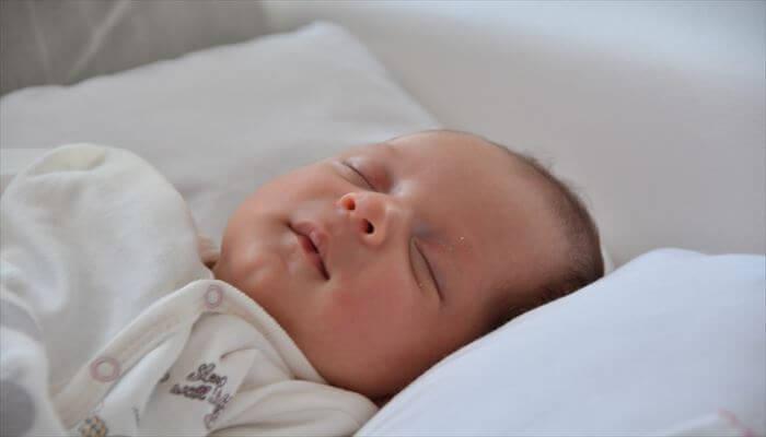 赤ちゃん 枕 選び方