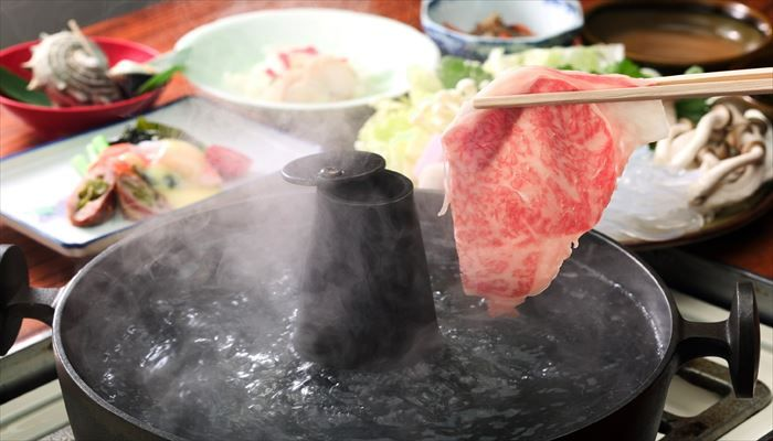 冬 料理 しゃぶしゃぶ