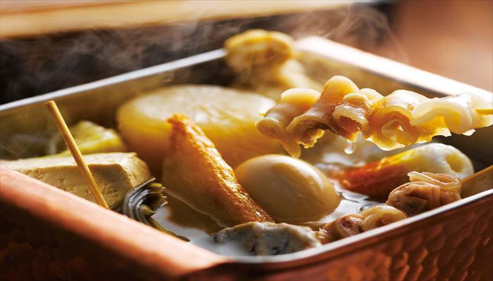 冬といえば 食べたい 料理 おでん