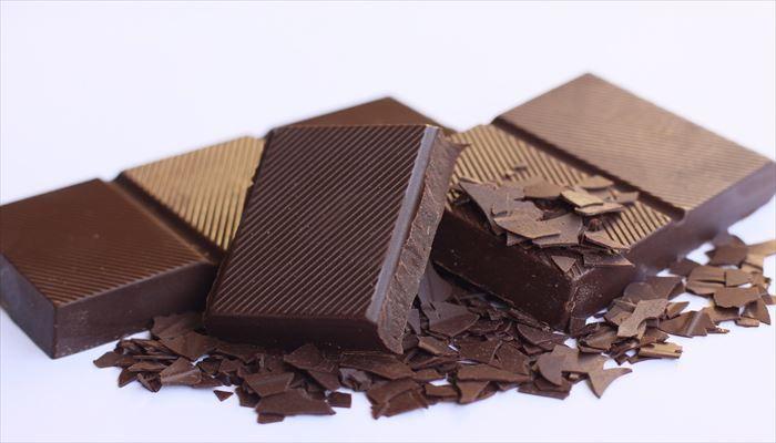 冬 料理 チョコレート