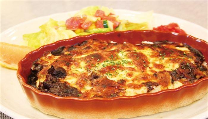 冬といえば 食べたい 料理 グラタン