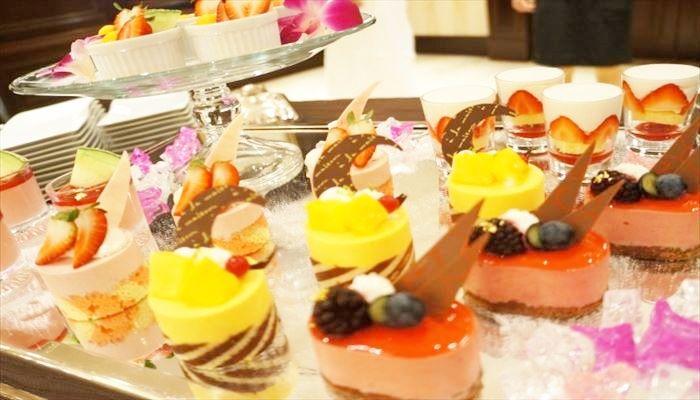 春 料理 ケーキ