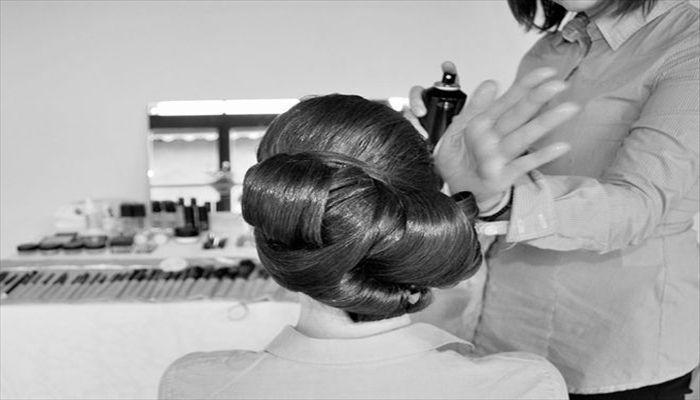 文化祭の髪型 美容院のセット料金