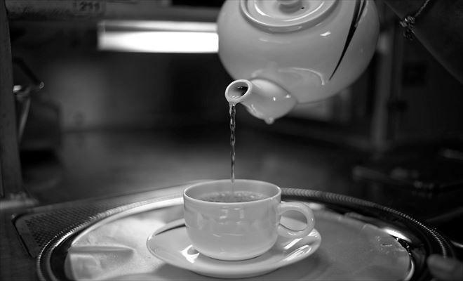ハマってる飲み物 白湯