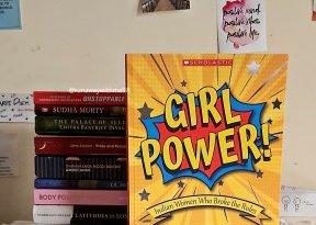 Women in Literature - Book Blogger - Mumbai, India