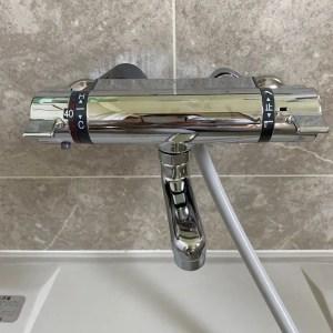 トイレ臭突ファン取替え後